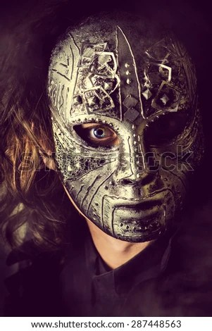 Steampung Girl Holding Skull Wallpaper Wise Owl Big Eyes Hipster Glasses Stock Illustration