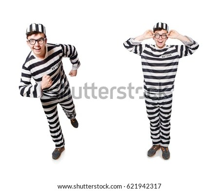 High Quality Mime Artist Leaning Against Stock Vector