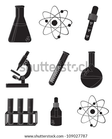 Microscope Vector Stock Photos, Images, & Pictures