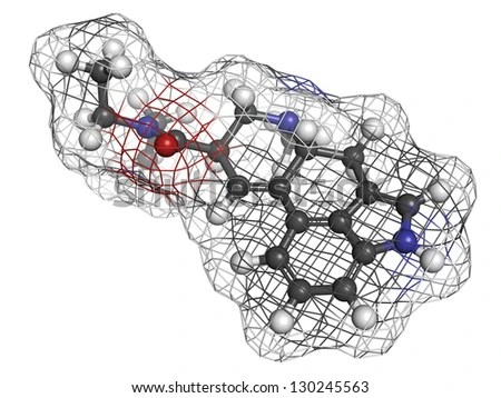 Estrogen Estradiol Female Sex Hormone Molecular Stock