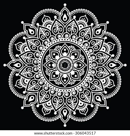 20 Henna Tattoos White Backgrounds Ideas And Designs