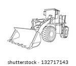 Heavy Equipment Operator Clip Art, Vector Heavy Equipment