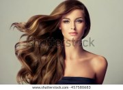 hairstyle stock