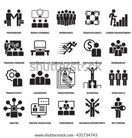 Entrepreneurship icon Stock Photos, Images, & Pictures