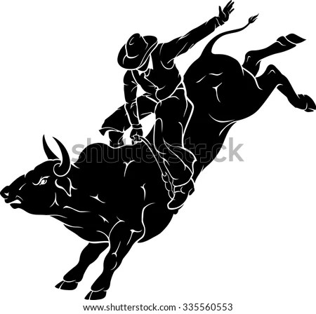 Bucking Bull Stock Photos Images Amp Pictures Shutterstock