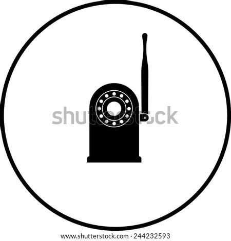 Surveillance Camera Diagram, Surveillance, Free Engine