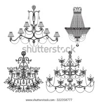 Chandelier Stock Photos, Images, & Pictures   Shutterstock