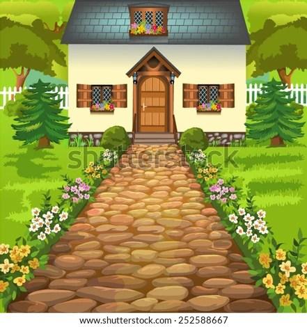 stone path stock