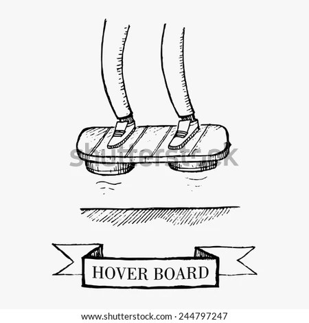 Hoverboard Coloring Pages Coloring Pages