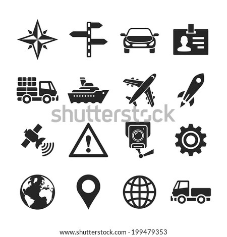 Speed Camera Icon Stock Photos, Images, & Pictures