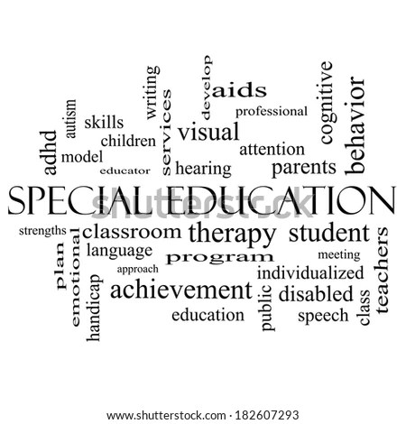 Special education Stock Photos, Images, & Pictures