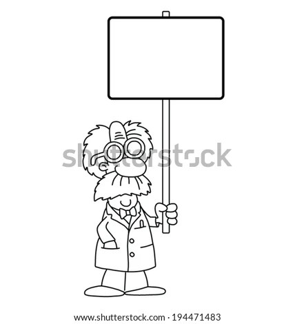 Cartoon Outline Stock Photos, Images, & Pictures