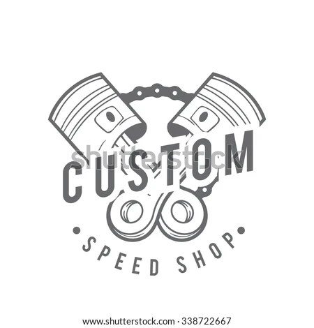 Motorcycle Logo Stock Photos, Images, & Pictures