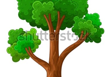 Cartoon Trees Stock Photos And Images