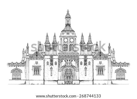 Cambridge University Stock Vectors & Vector Clip Art