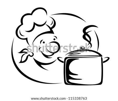 Cooking symbols Stock Photos, Images, & Pictures