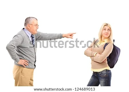 Angry Father Stock Photos Images & Pictures | Shutterstock