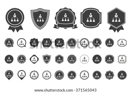 Organisation Chart Stock Photos, Images, & Pictures