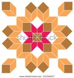 pattern quilt vector blocks shutterstock
