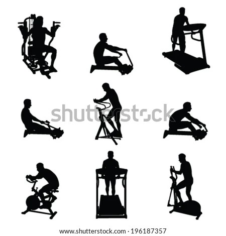 Exercise machine Stock Photos, Images, & Pictures