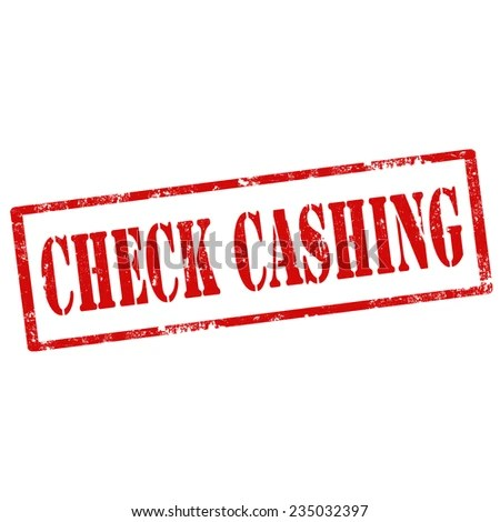 Check Cashing Stock Photos Images  Pictures  Shutterstock