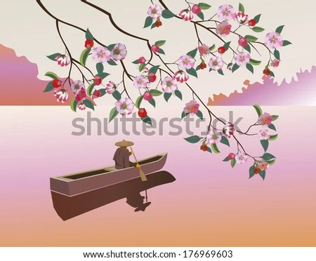 boatman stock vectors & vector