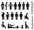 Human Body Support Equipment Tools Injury Pain Stick