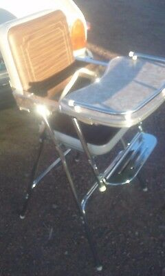 retro high chairs babies knoll chadwick chair instructions vintage baby seat zeppy io highchair antique