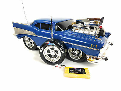 chevy radio 57 iron carbide diagram pdf rc car zeppy io muscle machines 1 8 control 1957 hot rod runs great