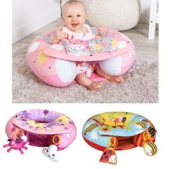 Baby Blow Up Ring Chair Smartseat Protector Play Zeppy Io Red Kite Sit Me Inflatable Tray Playnest Activity Seat
