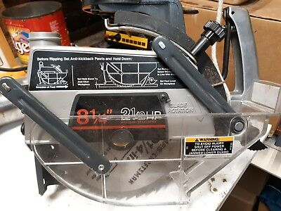 Craftsman Table Saw Motor