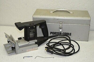 Porter Cable Biscuit Joiner 555