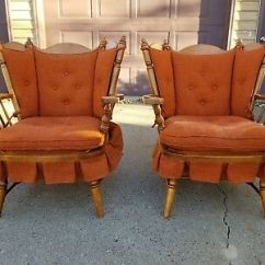 Tell City Chairs Pattern 4526 Eames Chair Dining Zeppy Io 2 Vintage Company Rocking Rocker Andover