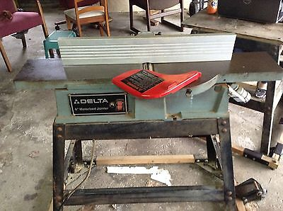 Delta 6 Professional Jointer 52 858