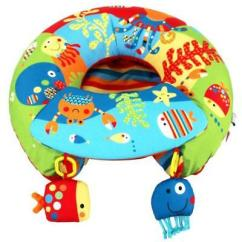 Baby Blow Up Ring Chair Shampoo Bowl And Play Zeppy Io Red Kite Sit Me Under The Sea Inflatable Tray Playnest