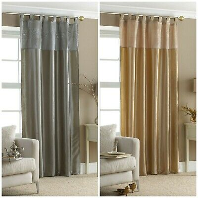 curtains blinds embroidered voile tab top polyester window curtain panel 55 wide 57 96 long home furniture diy coccinelli de