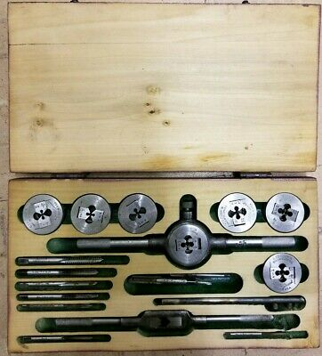 Greenfield Tap And Die Set