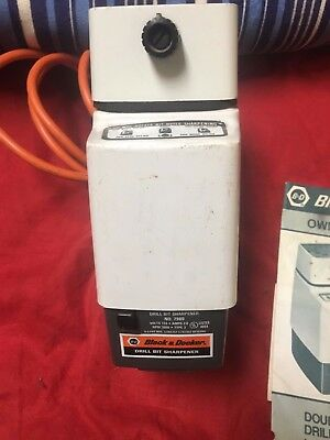 Black And Decker Drill Bit Sharpener