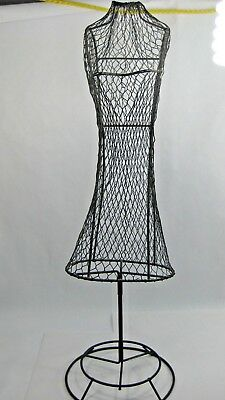 mannequin chair stand french country dining wire zeppy io metal dress form female display bust body store decor displ