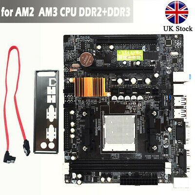Computers/Tablets & Networking 1PC Foxconn M61PMV supports AM2 AM3 DDR2 motherboard Motherboards rusalkite.com