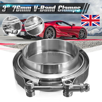 auto motorrad teile sonstige 3 inch 76mm stainless steel lap joint heavy duty exhaust band lp300ss educaadistancia com do