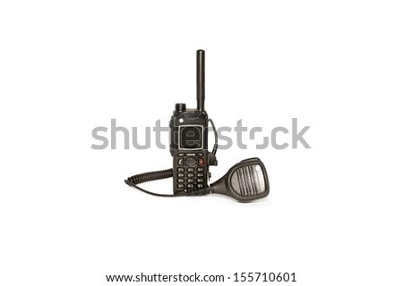 Police Radio Stock Images, Royalty-Free Images & Vectors