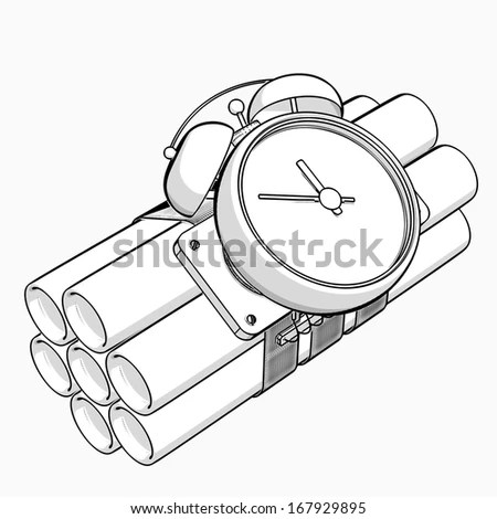 Hand Time Clock Diagram, Hand, Free Engine Image For User
