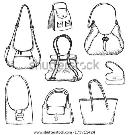 Designer Purse Logo Pictures