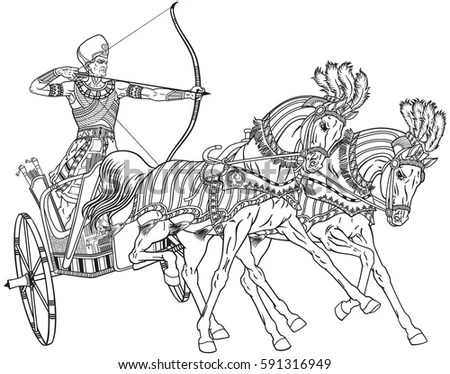 Chariot Stock Images, Royalty-Free Images & Vectors