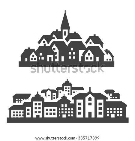 Town Stock Photos, Royalty-Free Images & Vectors