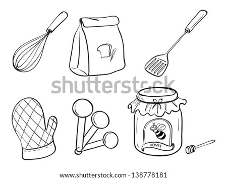 Baking Utensils Stock Images, Royalty-Free Images