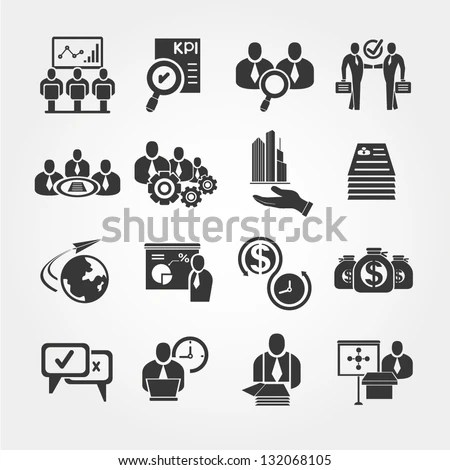 Consulting Icon Stock Images, Royalty-Free Images