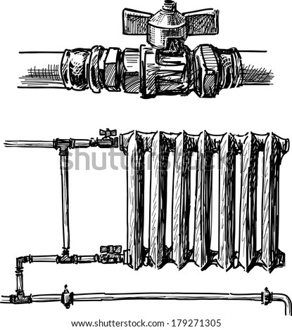 Radiator Heating Stock Photos, Images, & Pictures