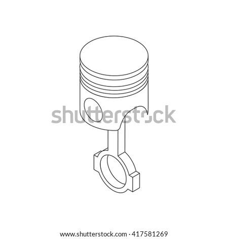 V Twin Engine Cross Section, V, Free Engine Image For User